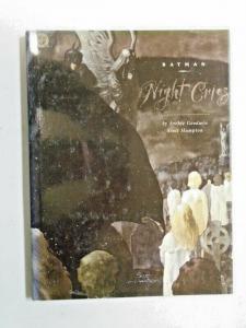 Batman Night Cries #1 Hardcover used good condition (1992)