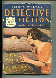 FLYNN'S WEEKLY DETECTIVE FICTION-DEC24 1927-MYSTERY-CALHOUN-WARE-fr/good