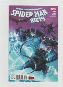 Spider-Man 2099 #12 VF