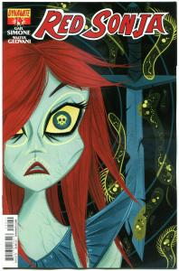 RED SONJA #14, NM-, She-Devil, Sword, Stephanie Buscema, 2013, more RS in store