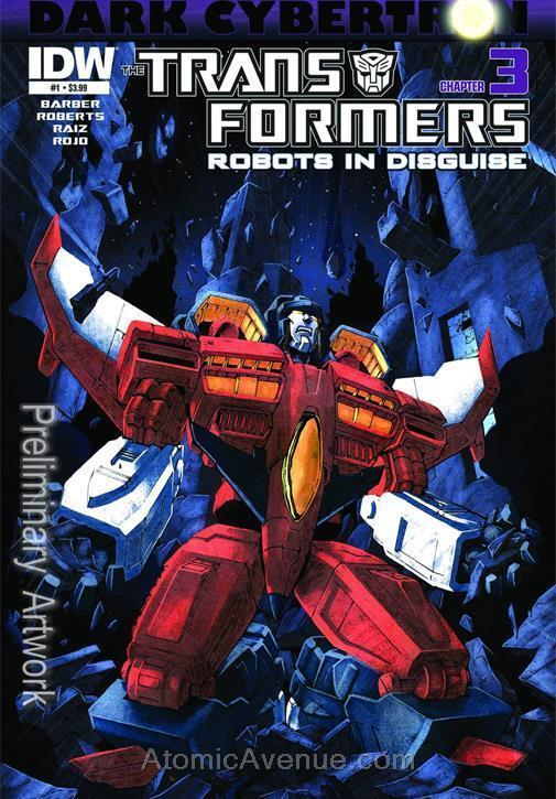 Transformers, The: Robots in Disguise #23 VF/NM; IDW | save on shipping - detail