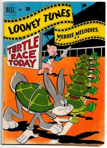 Looney Tunes & Merrie Melodies #109 (1950) Bugs, Elmer, Porky et al  VG/FN