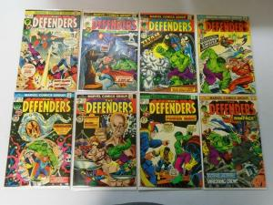 Bronze Age Defenders Comic Lot From:#8-50+Annual #1, 34 Different, Average 5.0