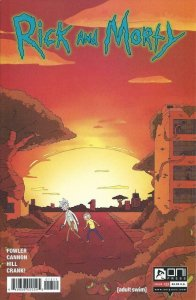 RICK and MORTY #13, 1st, NM, Grandpa, Oni Press, from Cartoon 2015,more in store