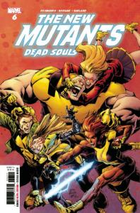 New Mutants Dead Souls #6 (Marvel, 2018) NM