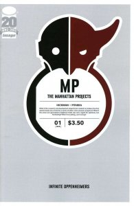 Manhattan Projects, The #1 VF/NM; Image | Jonathan Hickman - we combine shipping
