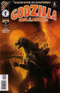 Godzilla (Dark Horse) #12 VF; Dark Horse | save on shipping - details inside
