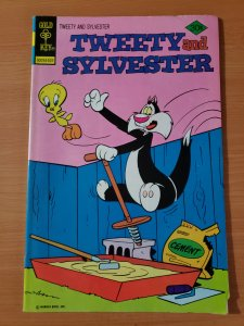 Tweety and Sylvester #61 (1976)
