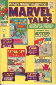 MARVEL TALES 4 VG+ Sept. 1966 COMICS BOOK