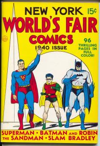 Flashback #20 1970's-Reprints New York World's Fair Conics from 1940-NM