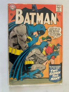 Batman #177 2.5 GD+ (1965)