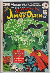 Jimmy Olsen, Superman's Pal  #143 (Nov-71) NM- High-Grade Jimmy Olsen, New Go...