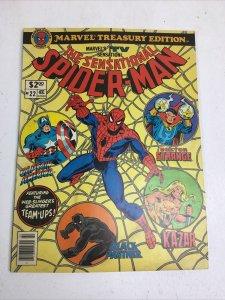 Marvel Treasury Edition #22 The Sensational SPIDER-MAN,  Dr Strange Ka-Zar