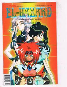 El Hazard #2 VF/NM TPB Viz Comics Graphic Novel Volume 2 Comic Book 2002 DE48