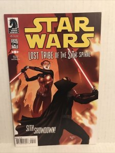 Star Wars lost tribe of the sith: spiral #5 (B)
