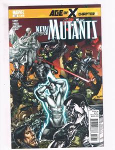 New Mutants #24 NM 1st Print Marvel Comic Book Iron Man Wolverine Hulk X-Men S60