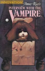 Interview With the Vampire (Anne Rice's…) #4 FN; Innovation | save on shipping -