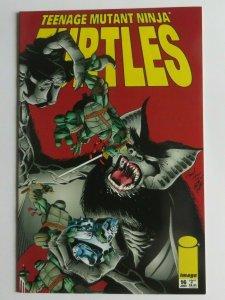 Teenage Mutant Ninja Turtles #16 VF+ Image Comics 1998 1st Print TMNT