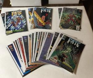 Fate 0 1-22 Nm Near Mint With Doubles Complete Series Set