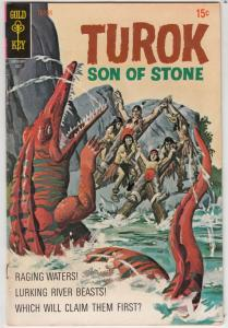 Turok Son of Stone #70 (Jul-70) VF/NM High-Grade Turok, Andar