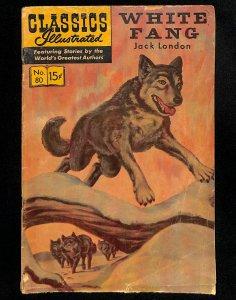 Classics Illustrated  #80
