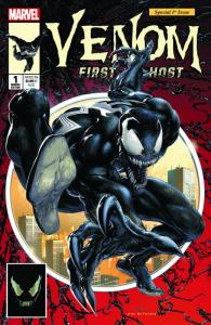 Venom First Host #1 NYCC Crain Variant 1000 PRODUCED