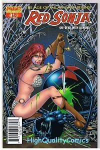RED SONJA #18, NM, Jim Balent cv, Robert Howard, 2005, Mel Rubi, She-Devil Sword