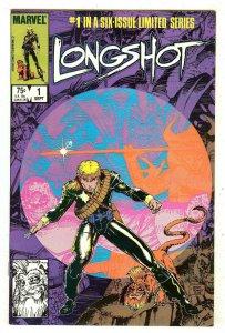 Longshot 1   1st Longshot