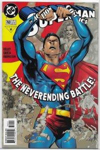 Action Comics   vol. 1   #760 VF