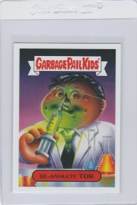 Garbage Pail Kids Re Animate Tor 12b GPK 2019 Revenge of Oh The Horror-ible