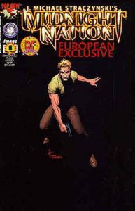 Midnight Nation #1G VF/NM; Image | save on shipping - details inside