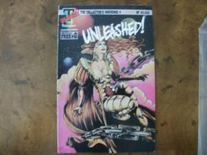 NUMBERED LIMITED Triumphant The Collector's Universe UNLEASHED! #0 (16865 of 80k