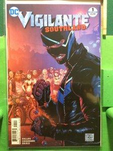 Vigilante: Southland #1
