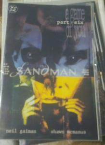 SANDMAN #  37 1992 DC COMICS NEIL GAIMAN  A GAME OF YOU PT 6+ DOLLS HOUSE