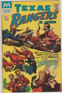 Texas Rangers in Action #76