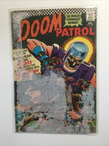 Doom Patrol 105 1.0 Dc Comics