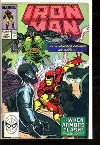 Iron Man #249 (1989)