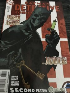 DC Batman Detective Comics #865 Mint