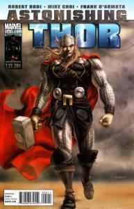 Astonishing Thor #5 VF/NM; Marvel | save on shipping - details inside