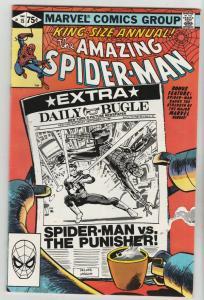 Amazing Spider-Man, King-Size Annual #15 (Jan-81) NM Super-High-Grade Spider-Man