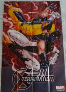 X-TERMINATION Promo Poster, 24 x 36, 2013, MARVEL, Unused more in our store 313