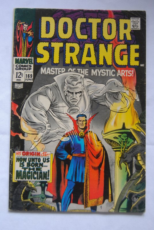 Dr.Strange 169