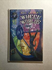 Neil Gaimans Wheel Of Worlds 0 1 Near Mint Nm Tekno Comix