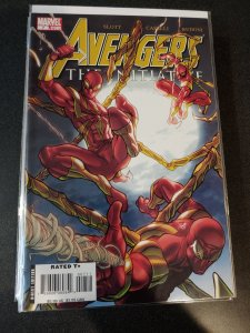 AVENGERS THE INTIATIVE  #7 IRON SPIDER