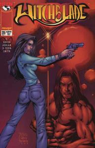 Witchblade #35 FN; Image | save on shipping - details inside