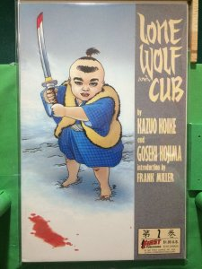 Lone Wolf and Cub #2