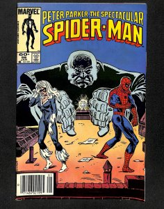 The Spectacular Spider-Man #98 (1985)