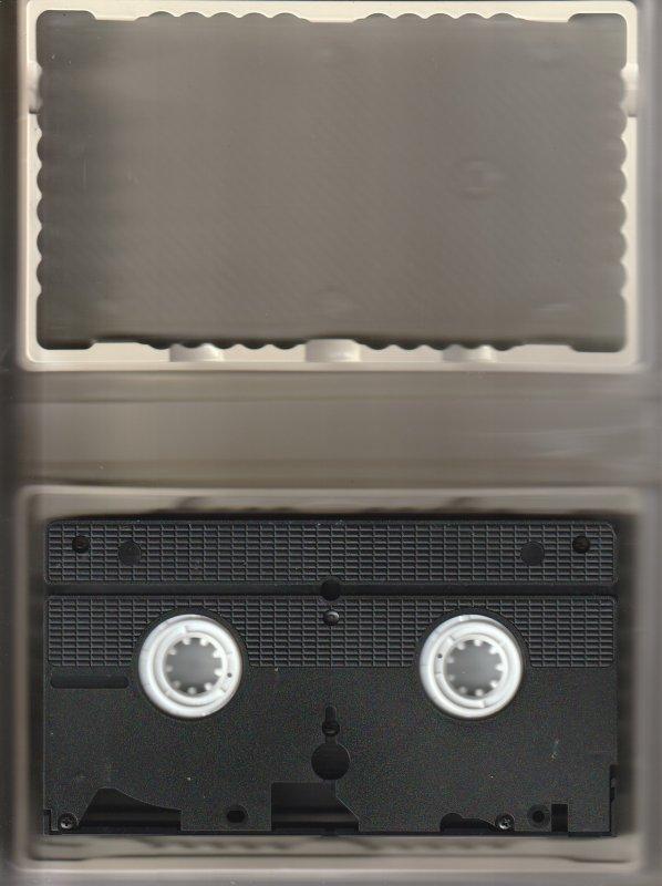 Jumanji VHS