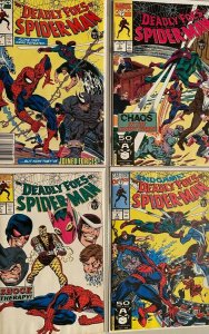 The deadly foes of Spider-Man set:#1-4 6.0 FN (1991)
