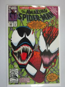 Amazing Spider-Man #363 8.0 VF (1992 1st Series)